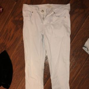 Copper Key Jeans - White jeans